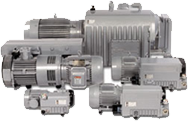 Oil Recirculating Vane Vacuum Pumps