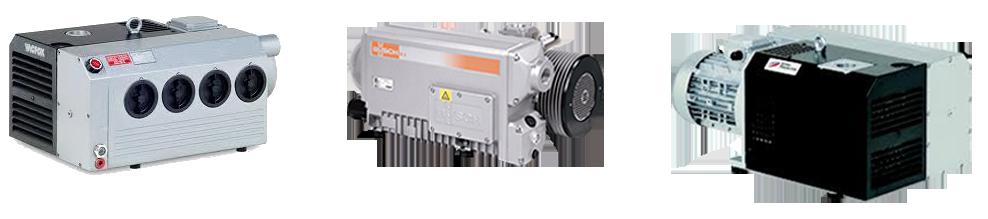 Pumpair Solutions Rotary Vane Vacuum Pumps