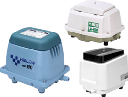 Septic Air Blowers & Pumps